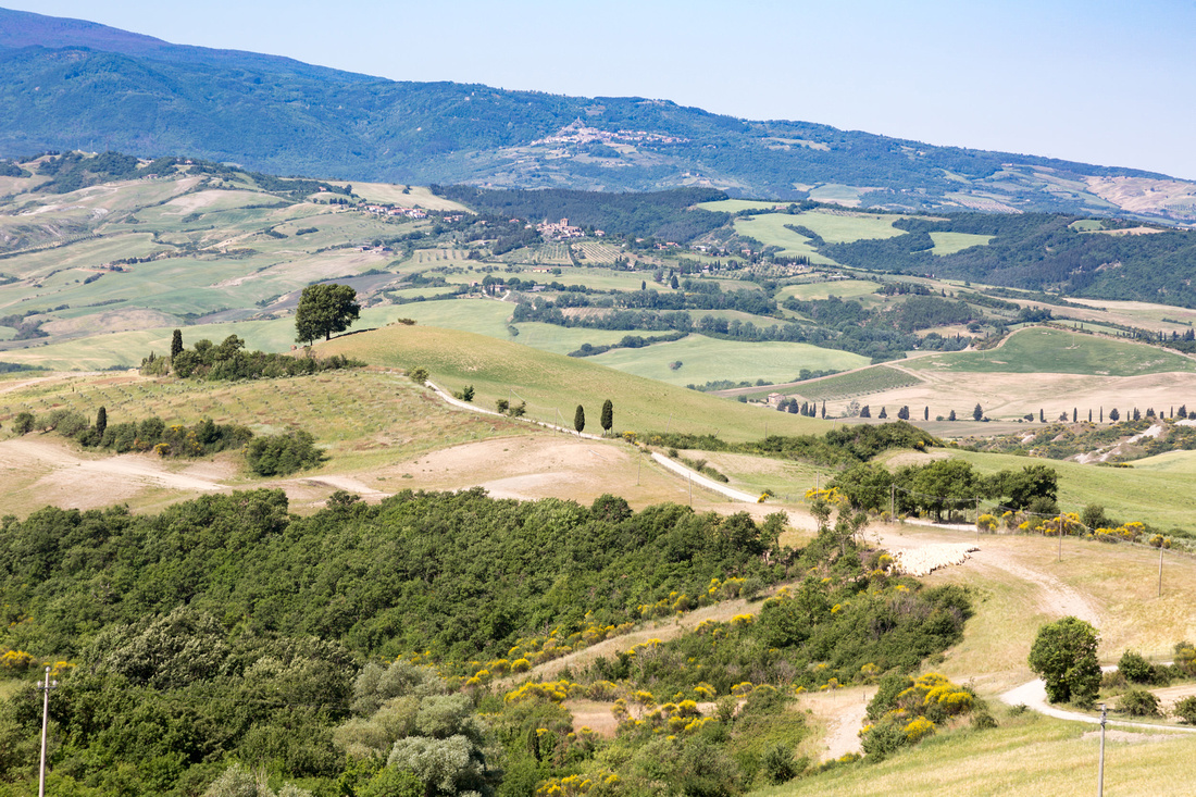 Val d'Orcia photographer in Tuscany