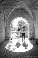 engagement San Galgano Tuscany photographer