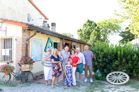 family vacation in Tuscany photographer