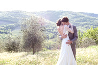 Elegant castle wedding in Gaiole in Chianti Siena