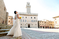 Wedding photography in Montepulciano