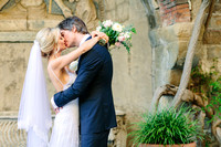 Wedding photographer at Castello Vincigliata - Fiesole