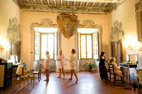 Wedding destination Castello Meleto - best wedding photographer Tuscany and short wedding film