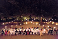 Brazilian party for 25th Wedding anniversary celebration in Tuscany